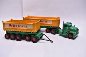 Matchbox Lesney King Size K-16 Dodge Tractor With Twin Tippers ... Two Lane Desktop Hot Wheels Peugeot 505 And Matchbox Dodge Dump Truck Ebay 3 Listings Matchbox Mack Dump Truck Garbage Large Kids Toy Gift Cars Fast Shipping New Dexters Diecasts Dexdc 2012 37 3axle Superfast No 58 Faun 1976 Lesney Products Image Axle Hero Cityjpg Wiki Fandom As Well Electric Hydraulic Pump For Together Articulated Jcb 726 Adt Rwr Youtube Amazoncom Sand Toys Games