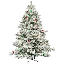 Fiber Optic Christmas Tree 7ft by White Feather Christmas Tree White Feather Christmas Tree