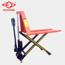100 Hydraulic Hand Truck China Scissor Manual Forklift Pallet 1500kg
