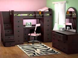 Bunk Bed Desk Combo Plans by Desks Bunk Bed Desk Combo Loft Bed With Stairs Plans Best Bunk