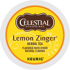 Lemon Zinger Herbal Tea K Cup Keurig