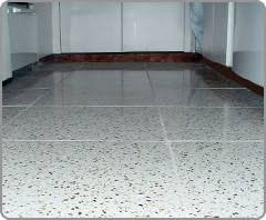 Photo Of A Residential Installation Terrazzo Floor Flooring