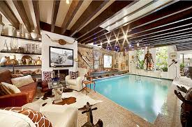 A Swimming Pool in Your NYC Apartment Living Room