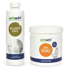 details zu winwinclean set 2 teillig oder prowin active orange tester 500g 51 80 kg