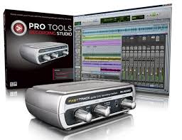 The Pro Tools Recording Studio Package See Larger Image