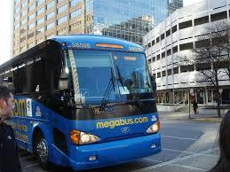 review megabus
