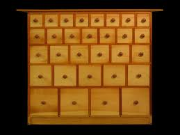 30 Drawer Apothecary Chest