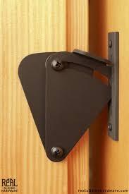 Teardrop Privacy Lock for Sliding Doors