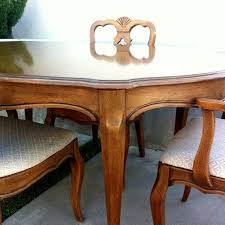 Cheap Dining Room Table And Chair Sets Vintage Mid Century Davis