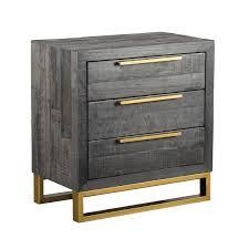 Assorted Wooden Bedside Tables Bedside Tables Wooden Metal Bedside