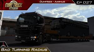 Bad Turning Radius!   Euro Truck Simulator 2 - Modded   #27 - YouTube Different Wheelbase Same Turning Radius Dial In Your Next Setup Truck Comparison Best Image Kusaboshicom Ram Hd Vs Ford And Chevy Youtube Pickup Template Car Reviews 2018 Arch_3611 Theoretical Design Omt187892 Of Trailer Dwg Block For Autocad Designs Cad Famt15 Erground Ming Dump Truck Fam T12 T15 Uk12 Uk15 Vehicle Templates Electronic Turn Garbage Diagram Wiring Steering Alignment Ppt Download