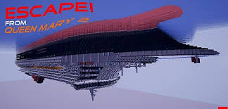 Lego Ship Sinking 2 by Escape From The Queen Mary 2 Minecraft Project