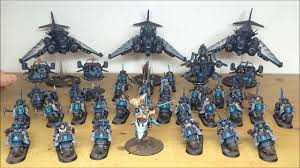 siege army commission update tabletop tactics ravenwing army siege studios