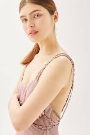 lilac maxi dress topshop