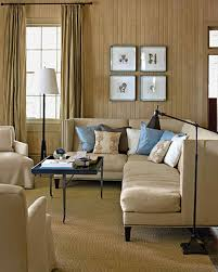 Decorating With Brown Couches by Neutral Rooms Martha Stewart