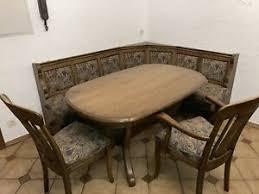 sitzecke in tisch stuhl sets günstig kaufen ebay