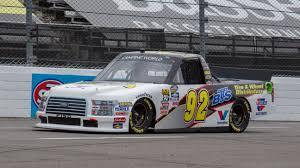 100 Jayski Trucks 2018 NASCAR Camping World Truck Series Paint Schemes Team 92