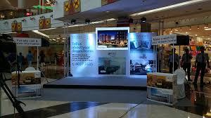 Mall Activation Set-up At South City Mall, Kolkata.