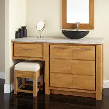 Small Bathroom Vanities With Makeup Area by Bathroom Wall Hang Cabinet View Robow Small Idolza