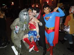 West Hollywood Halloween Parade by Zombie Wonder Woman Ravages West Hollywood U0027s Halloween Carnaval