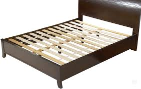 How To Make A Solid Wood Platform Bed by Putting A Mattress On Wood Or Steel Slats