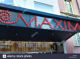 100 Karlaplan The Maxim Theatre Maximteatern Ostermalm