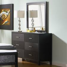 6 Drawer Dresser Black by Black Dresser With Mirror Drawers Moncler Factory Outlets Com