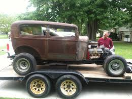 Hot Rods - 32 Ford