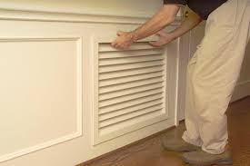 Decorative Wall Air Return Grilles by How To Install Wall Air Return With Filter