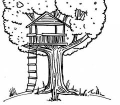 Magic Tree House Coloring Pages Groupco Pertaining To The Brilliant As Well Beautiful