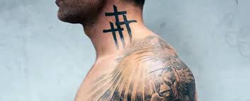 Top 40 Best Neck Tattoos For Men