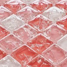 Glass Backsplash Tile Cheap by Wholesale Vitreous Mosaic Tile Crystal Glass Backsplash Washroom