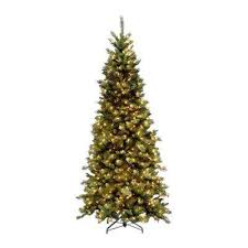 Tiffany Slim Fir Artificial Christmas Tree