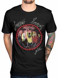 Smashing Pumpkins Pisces Iscariot Vinyl by The Smashing Pumpkins Gish Tee T Shirt Black Amazon Com