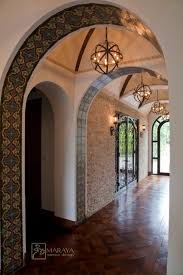 Groin Vault Ceiling Images by Arched And Groin Vault Entry Hall Mediterranean Corridor Los