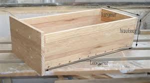 les premières é de réalisation d un meuble en bois bois