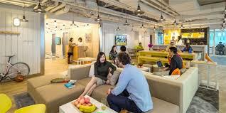 Beijing Coworking Spaces UR Work