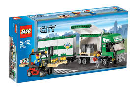100 Lego City Tanker Truck Amazoncom LEGO And Forklift Toys Games