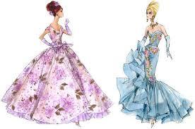 Woman Fashion Design Sketches