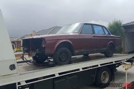 Volvo 240 GL With LS1 V8 Conversion Project: Part 7 - Powerglide ...