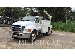 Ford F650 - On Highway Trucks - Transport - CATERPILLAR WORLDWIDE