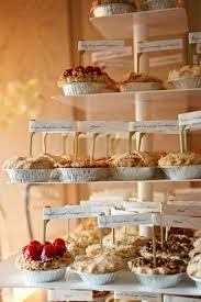Wedding Pie Mini Pies Dessert Table Ideas Cake Inspiration