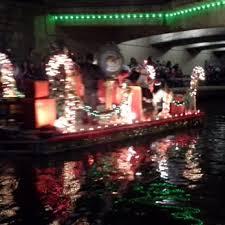 Parade Float Decorations In San Antonio by Holiday River Parade Local Flavor Paseo Del Rio Downtown San
