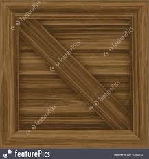 Texture A Wooden Crate Illustration
