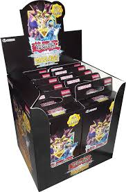 Samurai Warlords Structure Deck Opening by Yu Gi Oh The Dark Side Of Dimensions Gold Edition Booster Box