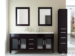 Small Double Sink Cabinet by Jwh Living 63 U0026quot Grand Regent Double Sink Vanity Stone Top