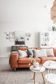 Leather Sofa Living Room Ideas by Light Living Room With Tan Leather Sofa Living Room Blog