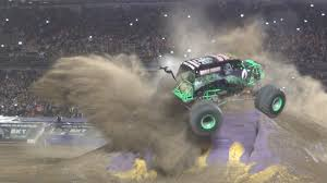 100 Monster Truck Crashes Best Of Grave Digger Jumps Accident
