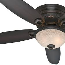 Low Profile Ceiling Fan Light Kit by Ceiling Fans With Lights 89 Fascinating Indoor Retro U201a Black