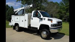100 Utility Service Trucks For Sale 2005 CHEVROLET C5500 4x4 DURAMAX DIESEL MECHANICS TRUCK UTILITY